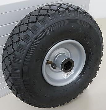 jrip Rueda para carretilla, con cojinetes de rodillo, carretillas de rueda de carro,