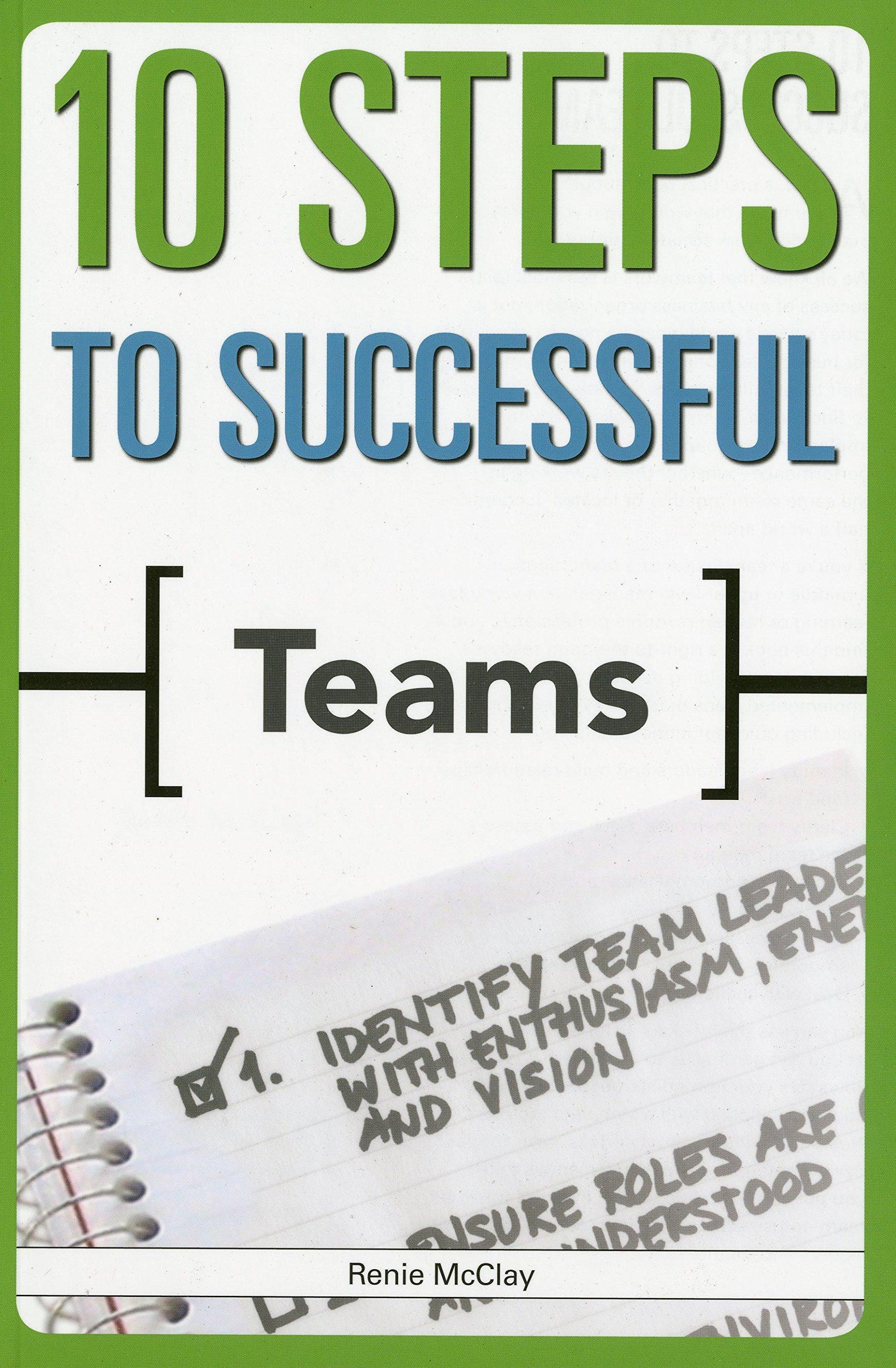 10 Steps to Successful Teams pdf epub