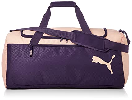 0127836238228 Puma Fundamentals Sports Bag M Bolso