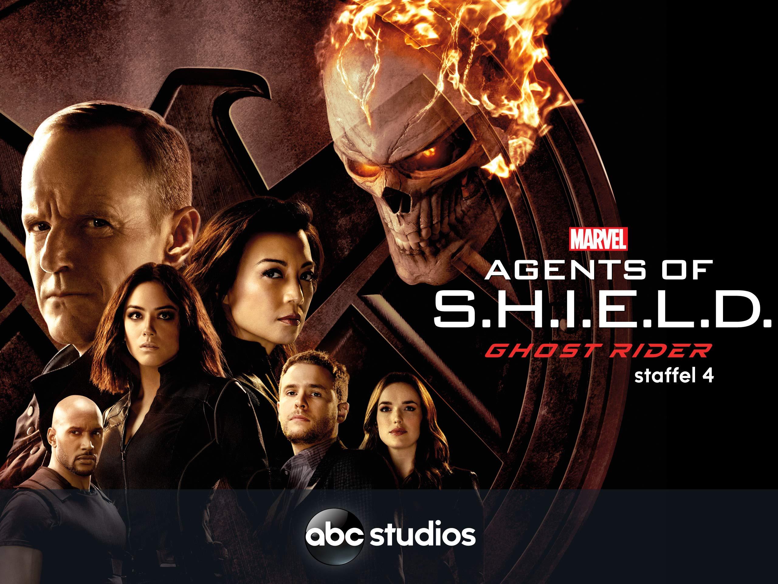 Agents Of Shield Staffel 3 Deutsch Amazon