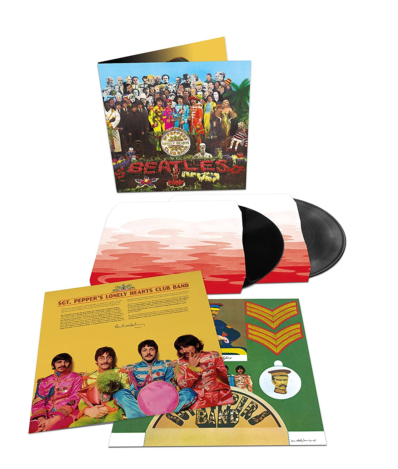 Beatles News Insider First Look At Four Sgt Pepper 50th