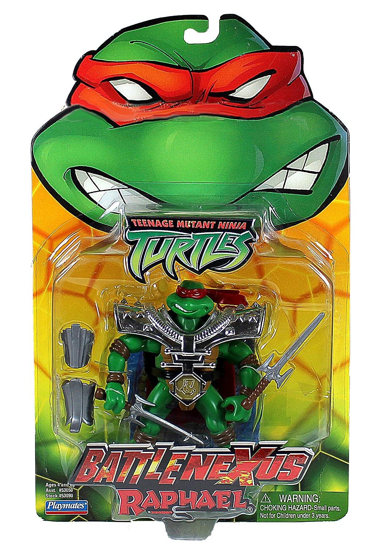 PlayMates 2004 Batalla Nexus Raphael Teenage Mutant Ninja ...