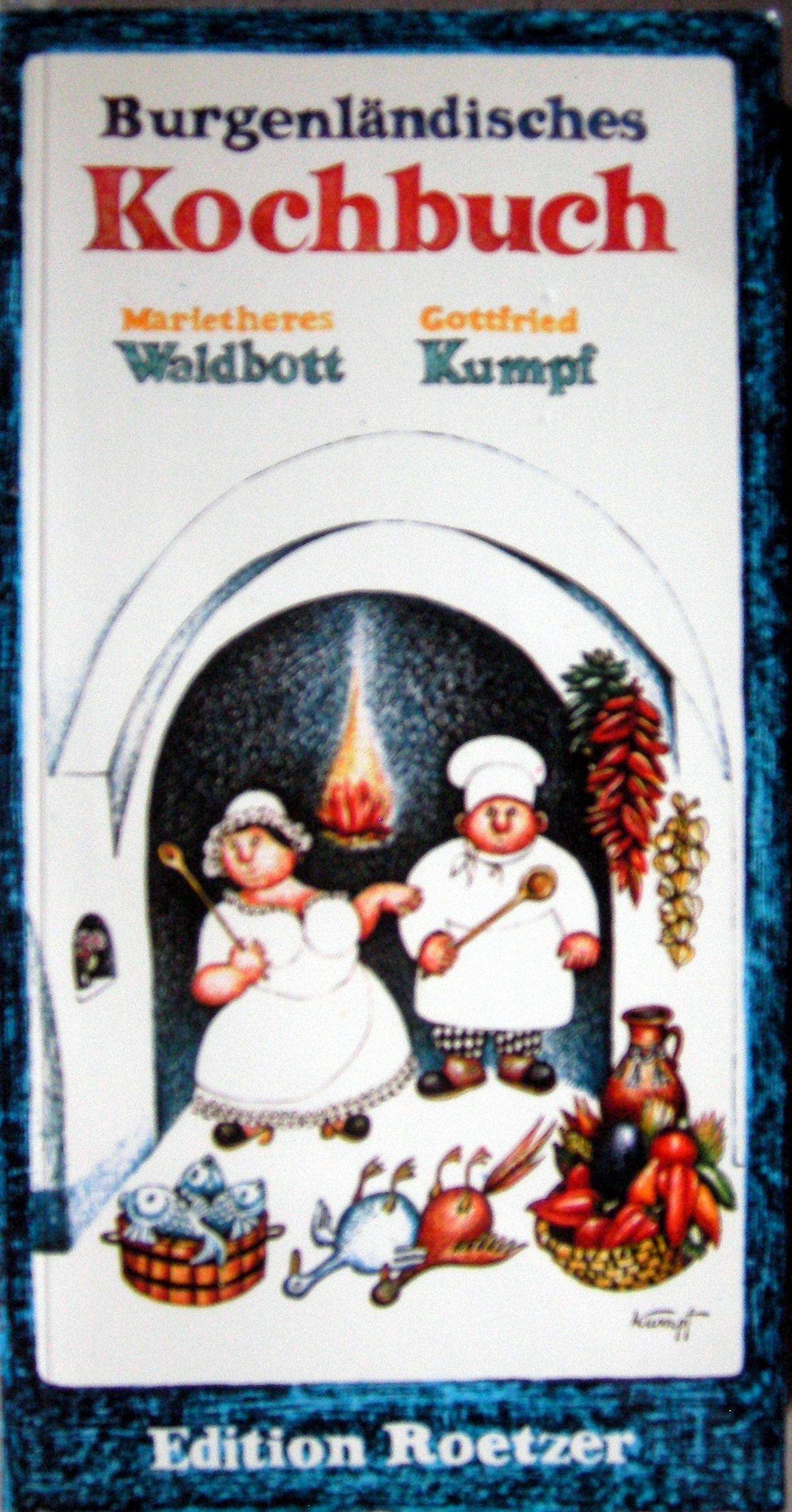 Burgenländisches Kochbuch