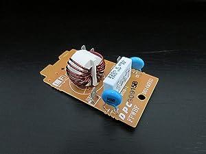 Frigidaire 5304493151 Wall Oven Noise Filter Board Genuine Original Equipment Manufacturer (OEM) Part
