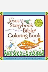 The Jesus Storybook Bible Coloring Book: Every Story Whispers His Name Paperback