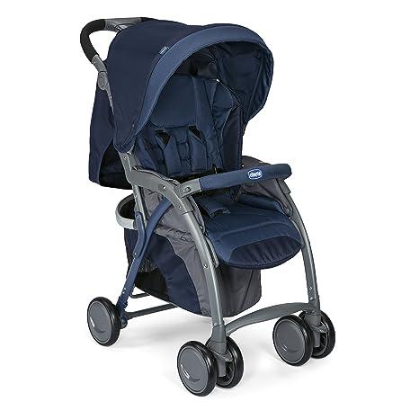 CHICCO 00079482640000 Simplicity Plus Top cochecito, color azul