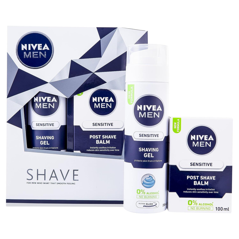 Nivea Men Shave 2-Piece Gift Set: Amazon.co.uk: Beauty