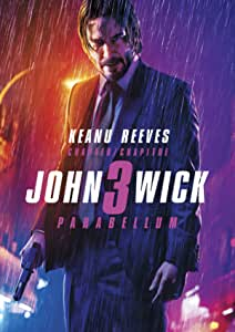 John Wick: Chapter 3 - Parabellum DVD (Bilingual)