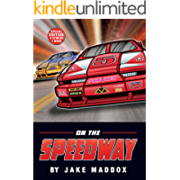 On the Speedway (Jake Maddox Sports Stories)