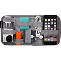 "Cocoon CPG5GY GRID-IT!® Accessory Organizer - Small 10.25"" x 5.125"" (High-Rise Gray)"