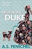 Misleading a Duke: A Thrilling Historical Regency Romance Book (The Wallflowers of West Lane 2)