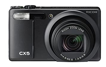 Ricoh CX5 Digital Camera Driver PC