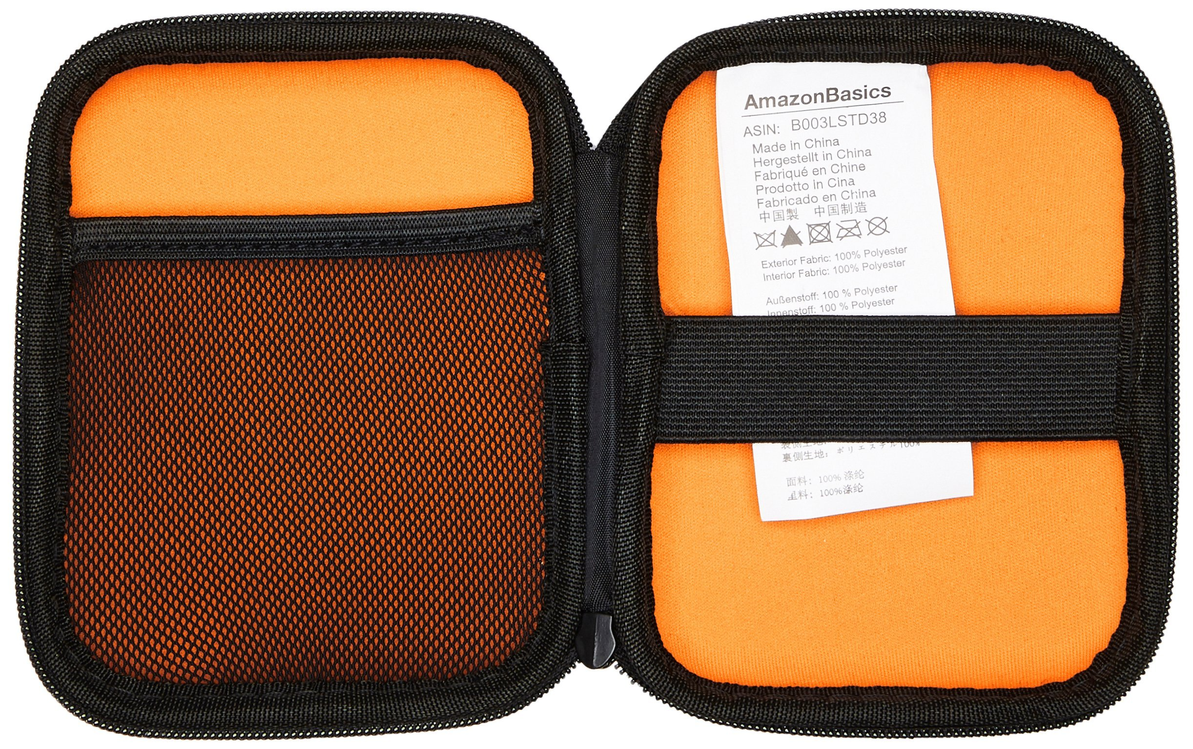 AmazonBasics Hard Carrying Case for My Passport Essential, 24-Pack by AmazonBasics (Image #4)