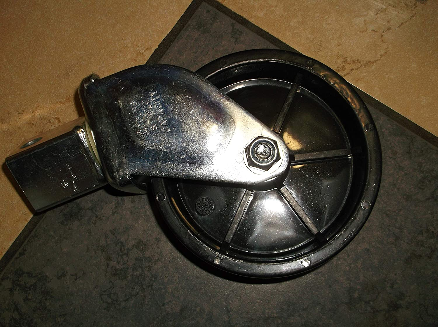 ULTRA-TOW 6 Jack Caster Wheel