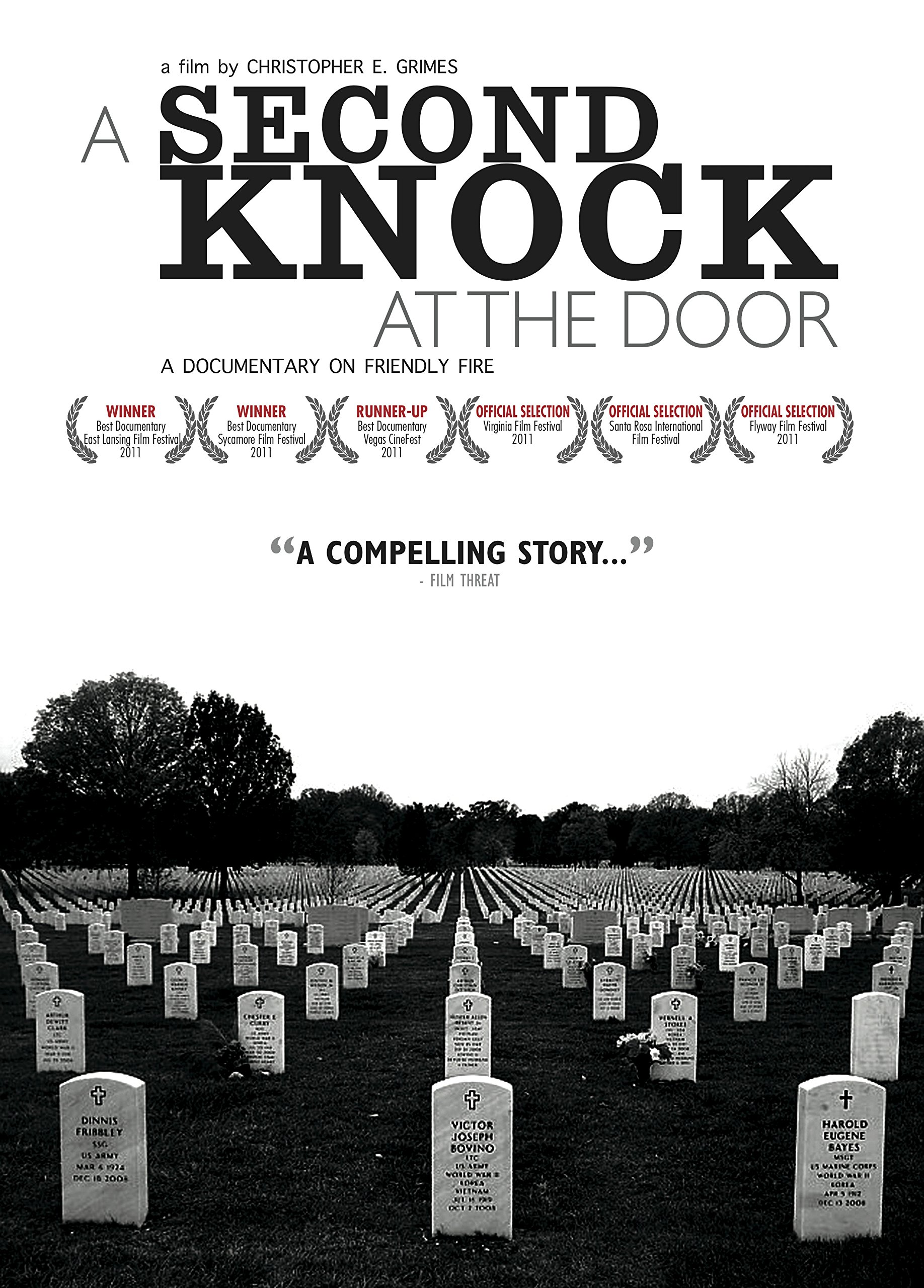 Amazon Second Knock At The Door Paul Binder Christopher E
