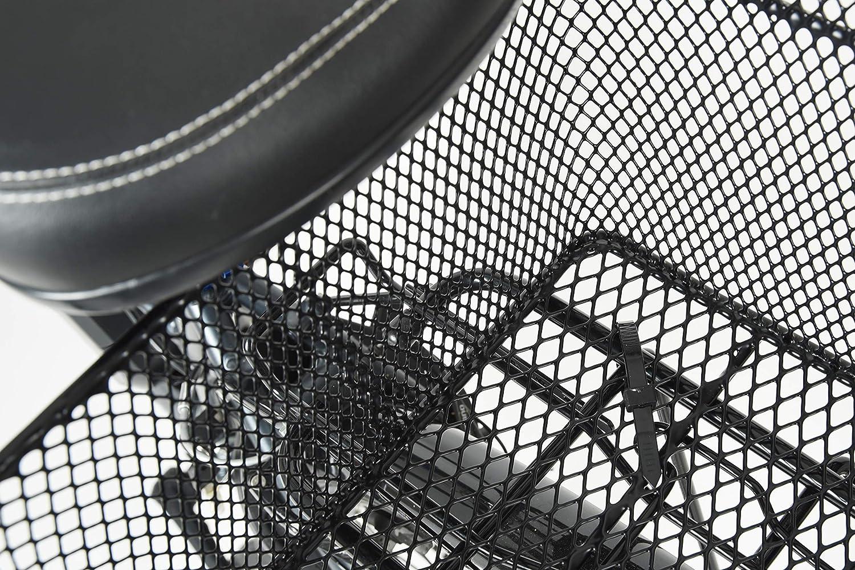 up to 25 kg Fischer School Luggage Carrier Basket Black