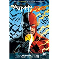 Batman/The Flash Button Deluxe Edition