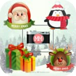 My Christmas Photo Sticker