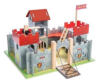 closing Down Sale Sale Price Hearty Le Toy Van Excalibur Castle Blue