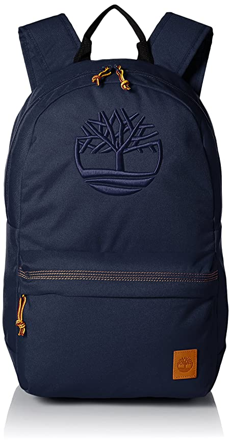 Timberland Men's Mendum Pond 22l Nylon Backpack, Black Iris