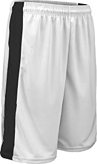 product image for Game Gear PT-7349 Men's Performance Tech Reversible Short w/Side Panels & Draw Cord