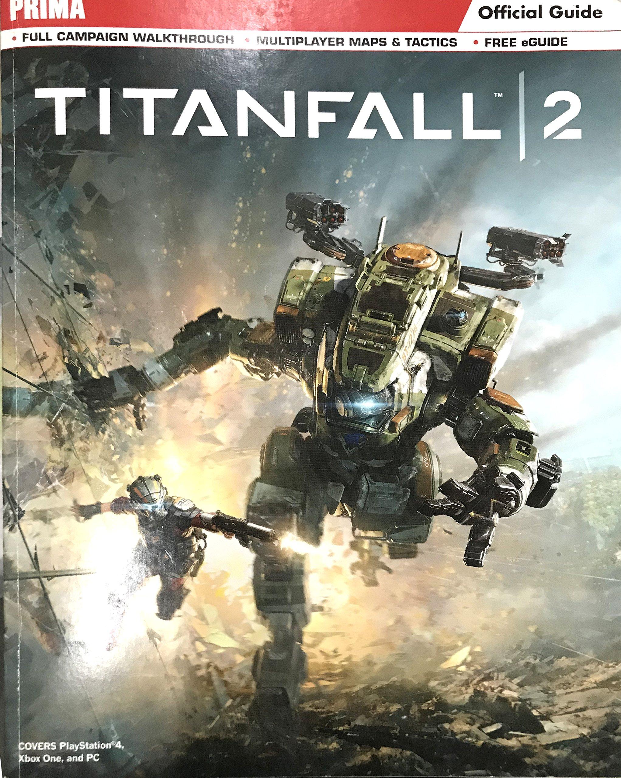 Titanfall 2: Amazon.es: Knight, David, Herrera, Daniel: Libros en ...