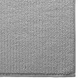 Rivet Ribbed Cotton Towel Set, Set of 3, Pewter