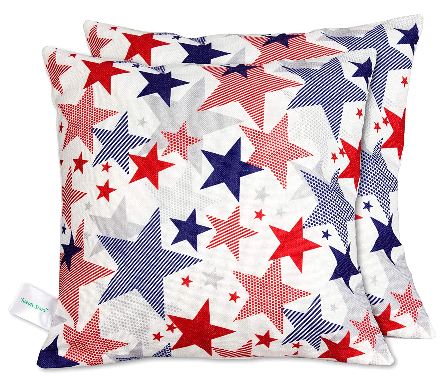 Image of Holiday Pillow Covers, Set of 2