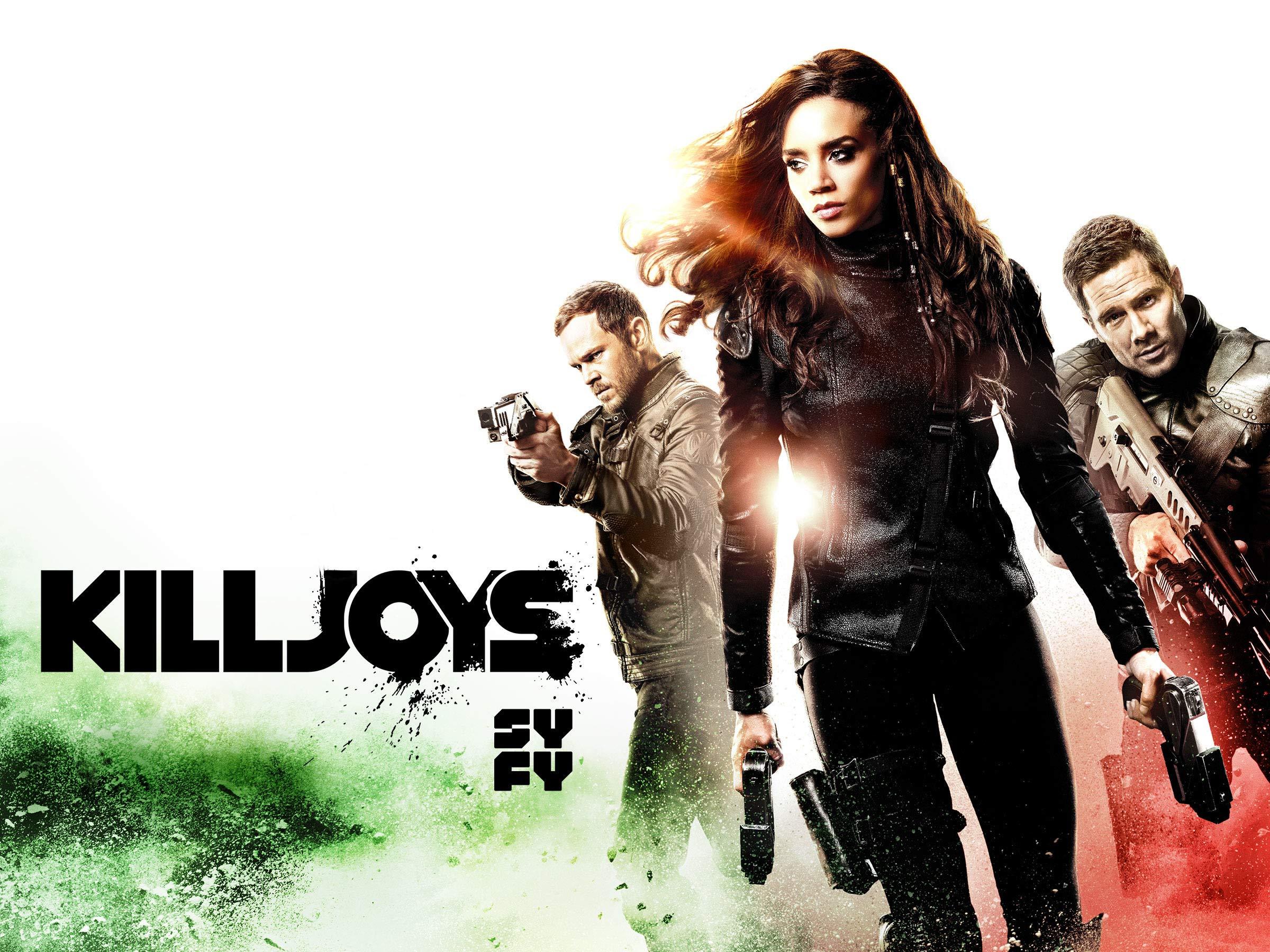 Killjoys 5x07 y 5x08 Espa&ntildeol Disponible