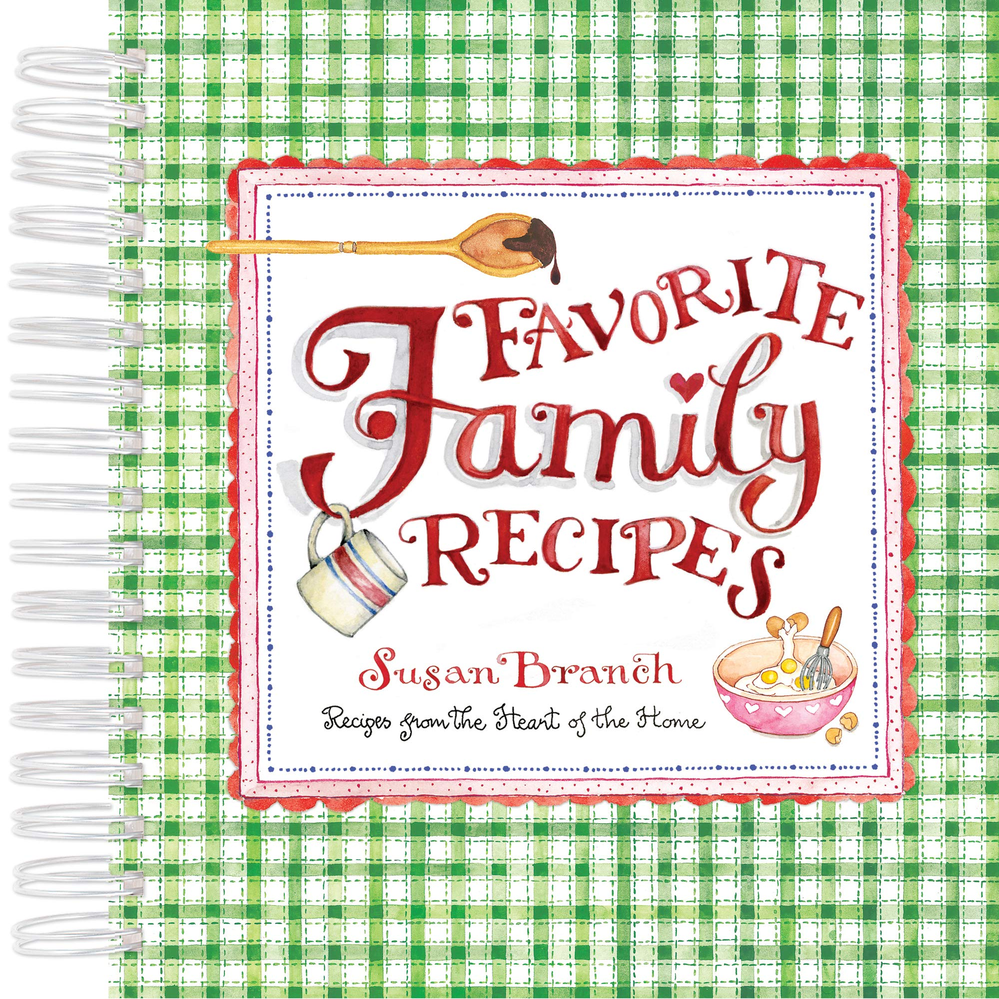 Recipe Keepsake Book – Favorite Family Recipes