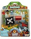 Magic Box MBXP00927 Zomlings Series 5 Pirate Blister