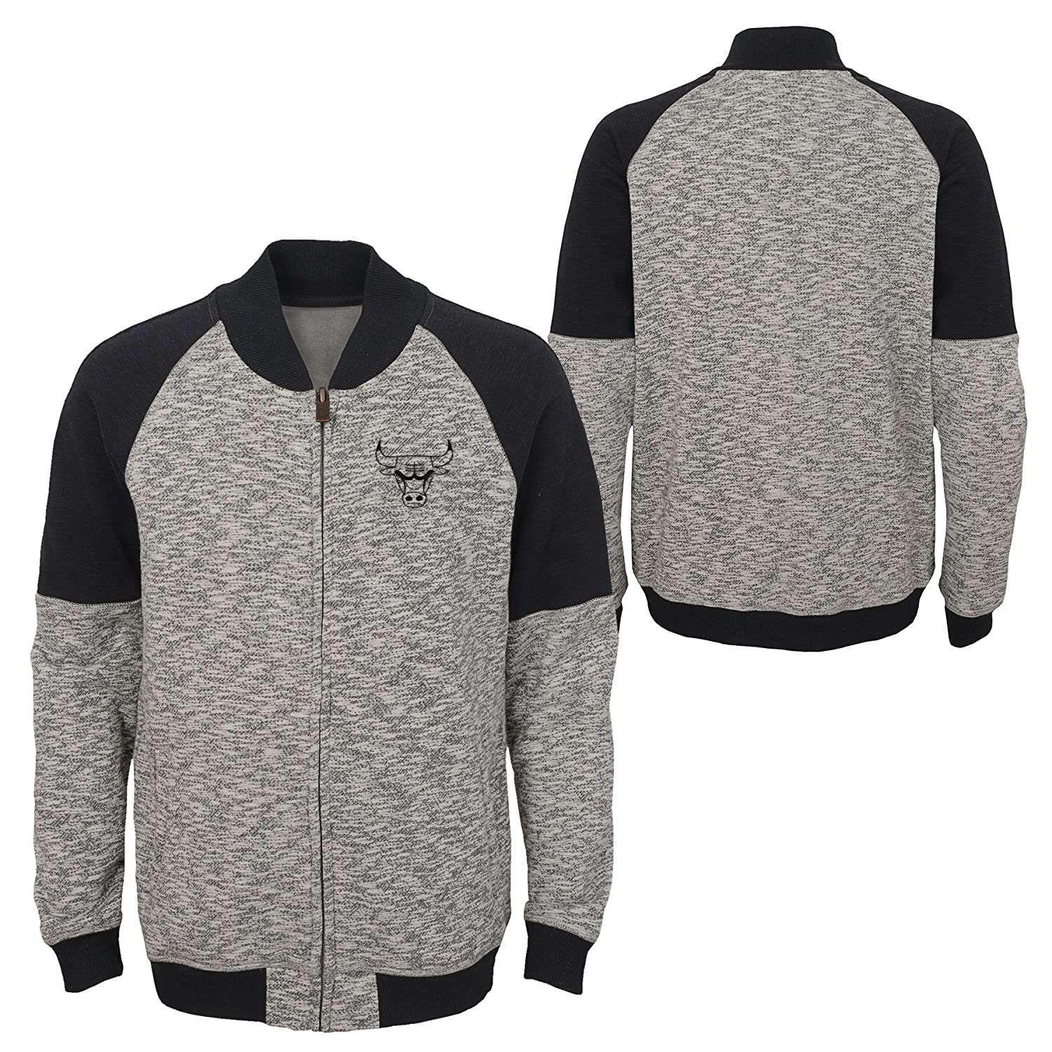 NBA by Outerstuff NBA Youth Boys Game Changer Full Zip Jacket