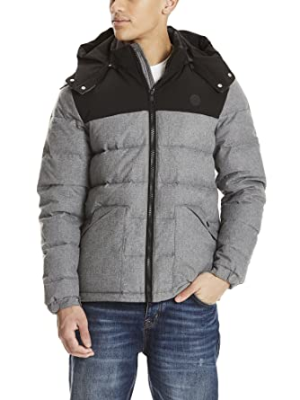4cca24bef88be Bench Wool Look Down Puffer