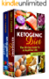 Diet: 2 Manuscripts - Ketogenic Diet: The 30-Day Guide To A Healthier Life, Anti-Inflammatory Diet: The 30-Day Guide To Boost Your Immune System (English Edition)