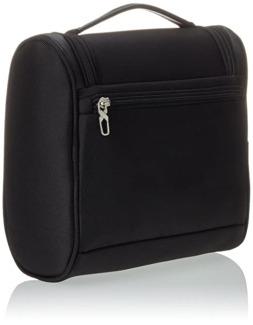 Amazon.com | Samsonite Toiletry Bag, 25 cm, 6 Liters, Black | Travel Duffels