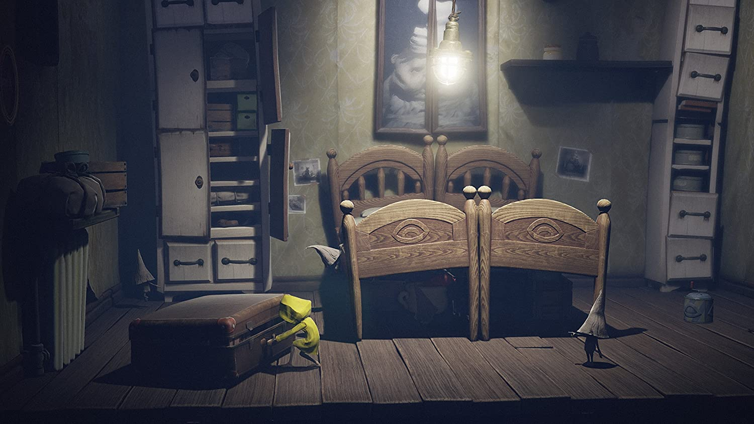 Amazon.com: Little Nightmares: Six Edition   PlayStation 4: Video Games