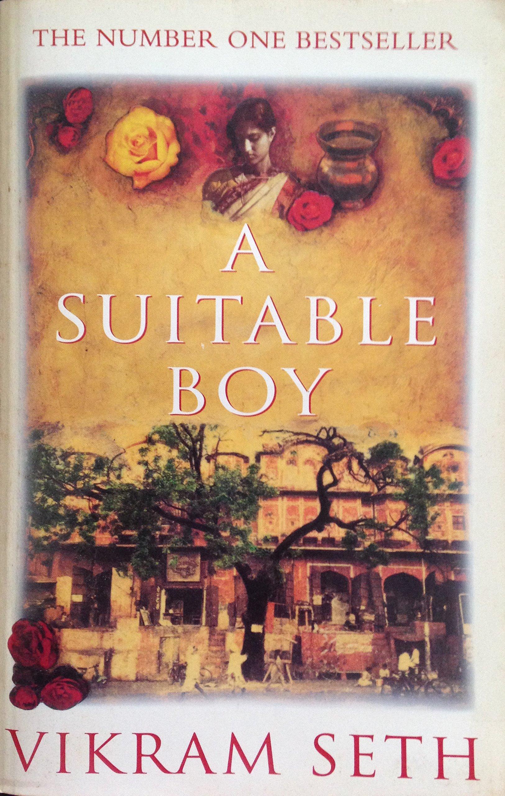A Suitable Boy: 9781857990799: Amazon.com: Books