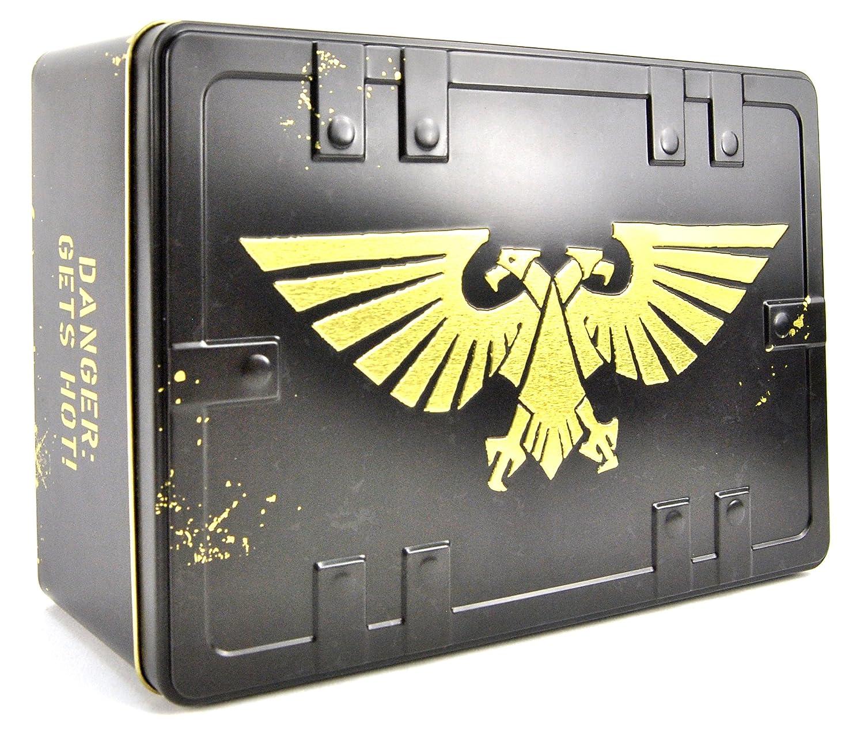 Warhammer 40, 000 Geprägte Werkzeugbox 000 Geprägte Werkzeugbox TINSWR02