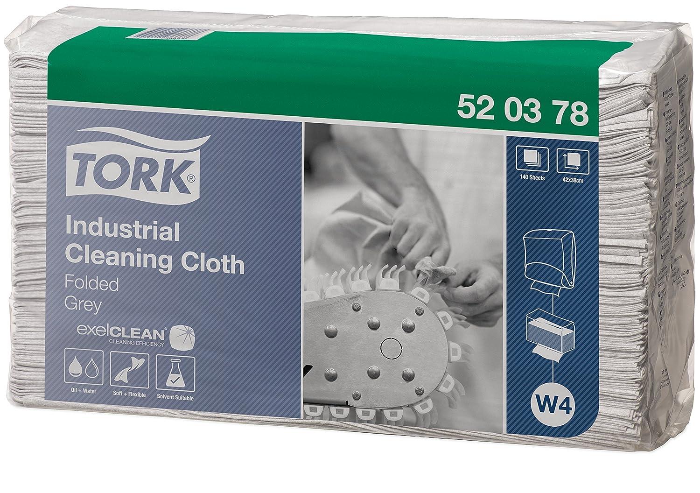 Sca tork 520378 de la Industria paños de limpieza, Gris (700 unidades): Amazon.es: Industria, empresas y ciencia