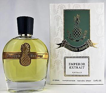 Amazoncom Parfums Vintage Emperor Extrait 100ml34oz Eau De