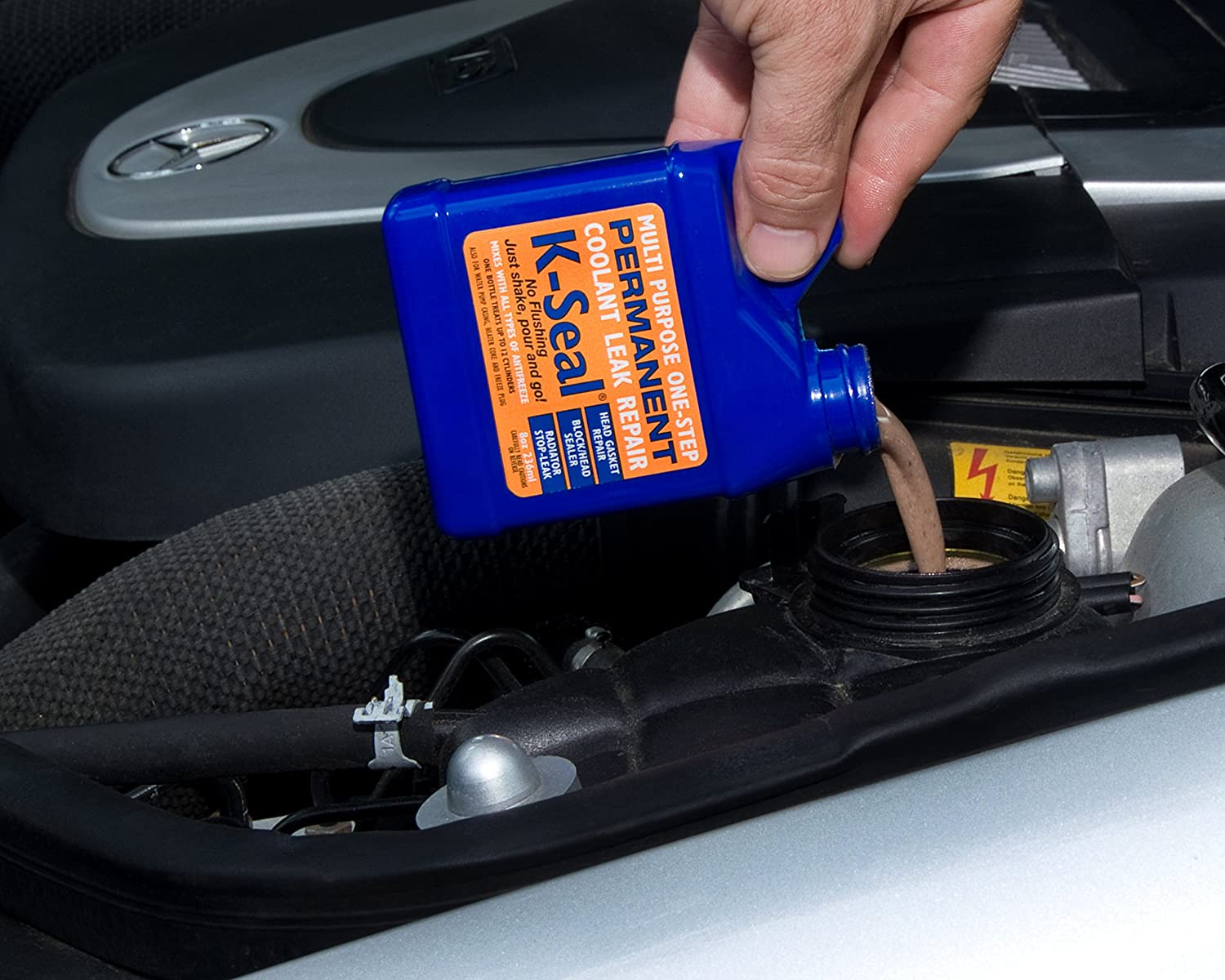 Kalimex Ltd Kseal Coolant Leak Repair Car Motorbike Vehicle Engine