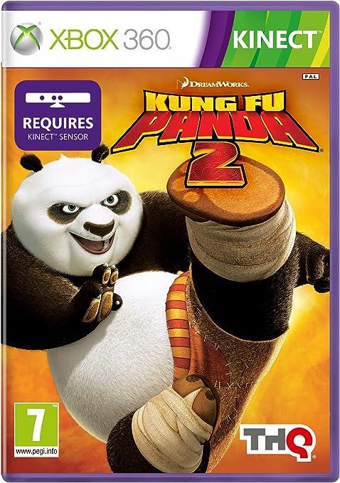 Kung Fu Panda 2 - Kinect Compatible (Xbox 360) [Importación inglesa]: Amazon.es: Videojuegos