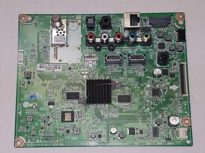 Waves Parts - Placa de Repuesto para LG 32LH570B EBU63662020: Amazon.es: Electrónica