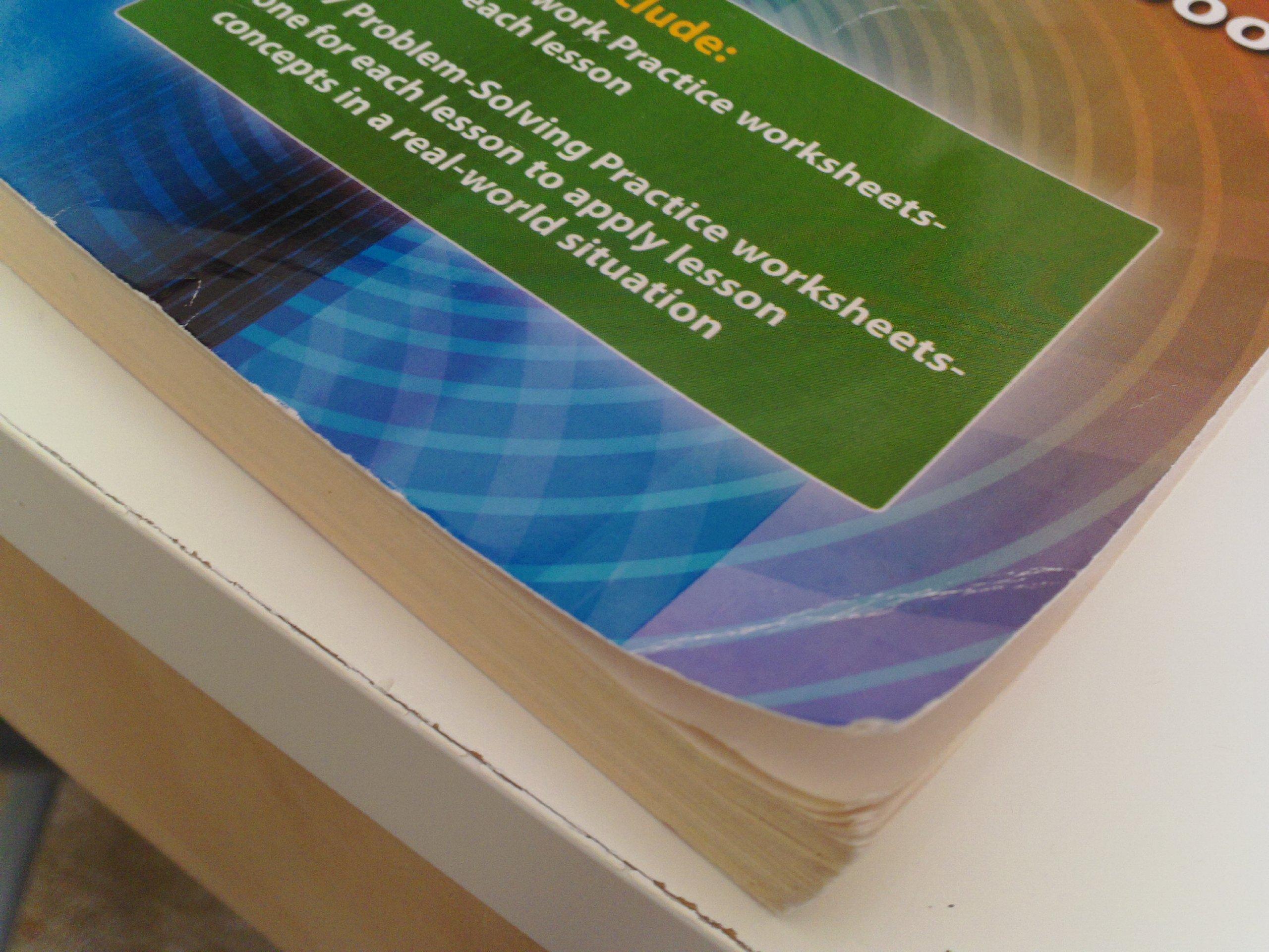 Macmillan Mcgrawhill California Mathematics Homework Practice ...