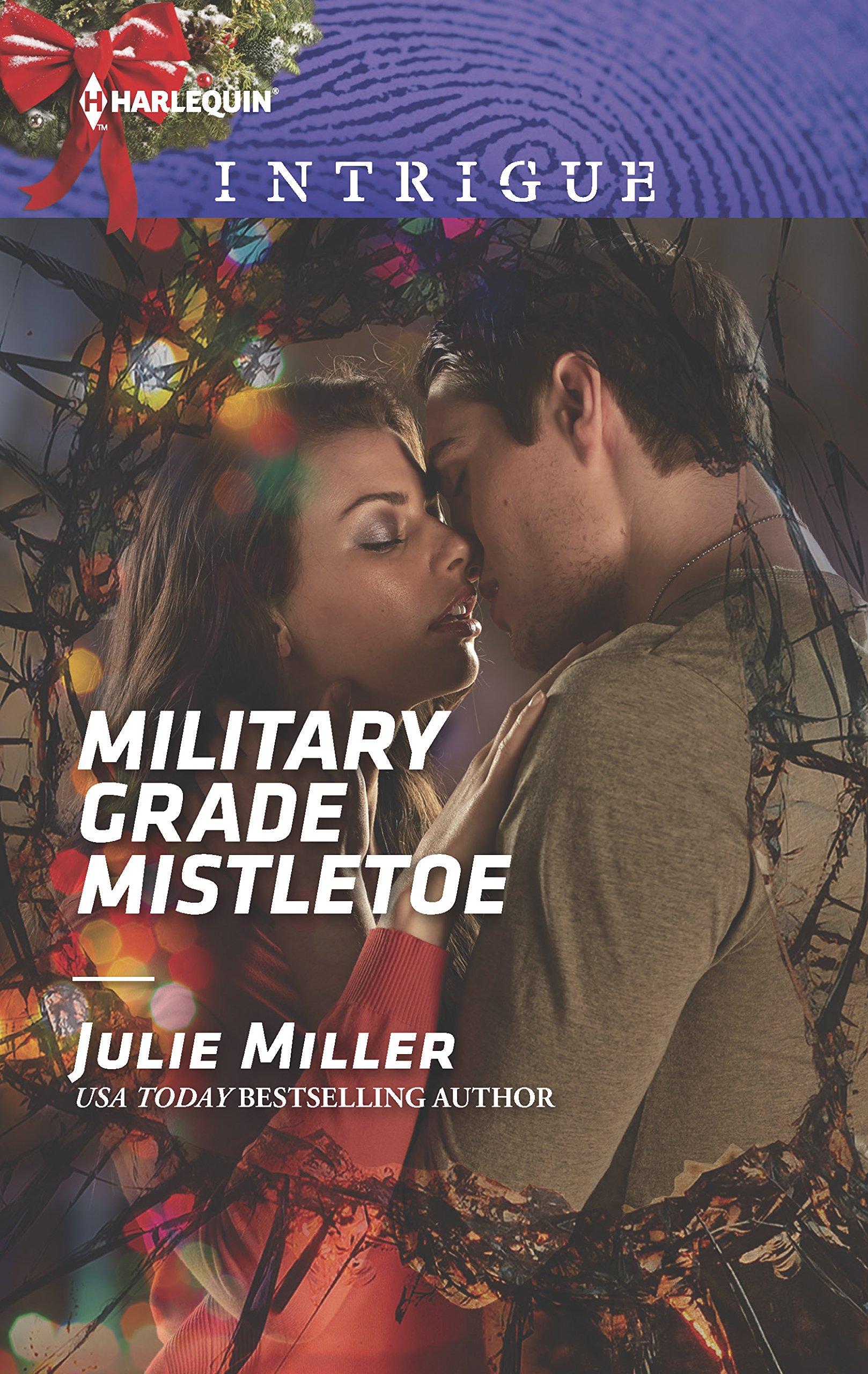Military Grade Mistletoe (The Precinct) pdf epub