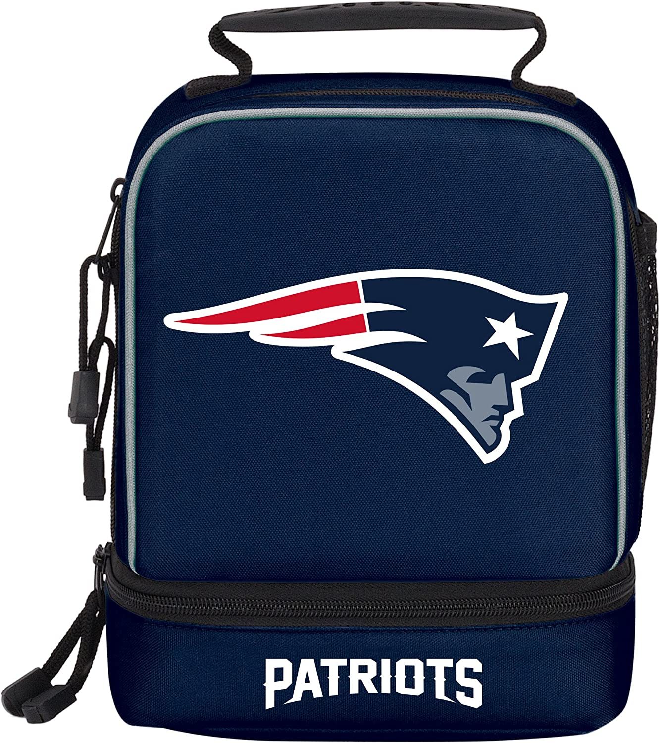 """Officially Licensed NFL """"Spark"""" Lunch Kit, Multi Color, 9"""" x 4.5"""" x 7.25"""""""