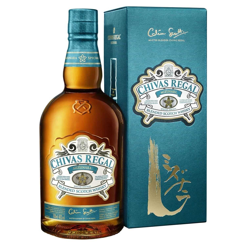 578299f6e Chivas Regal Mizunara Blended Whisky, 70 cl: Amazon.co.uk: Grocery