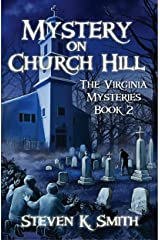 Mystery on Church Hill (The Virginia Mysteries Book 2) Kindle Edition