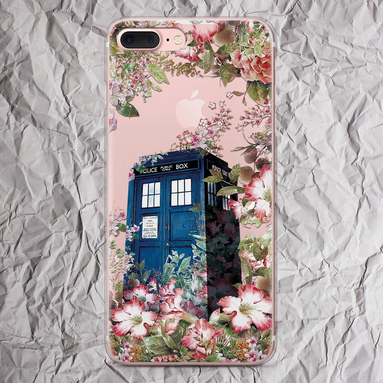 DOCTOR WHO TARDIS 4 iphone case