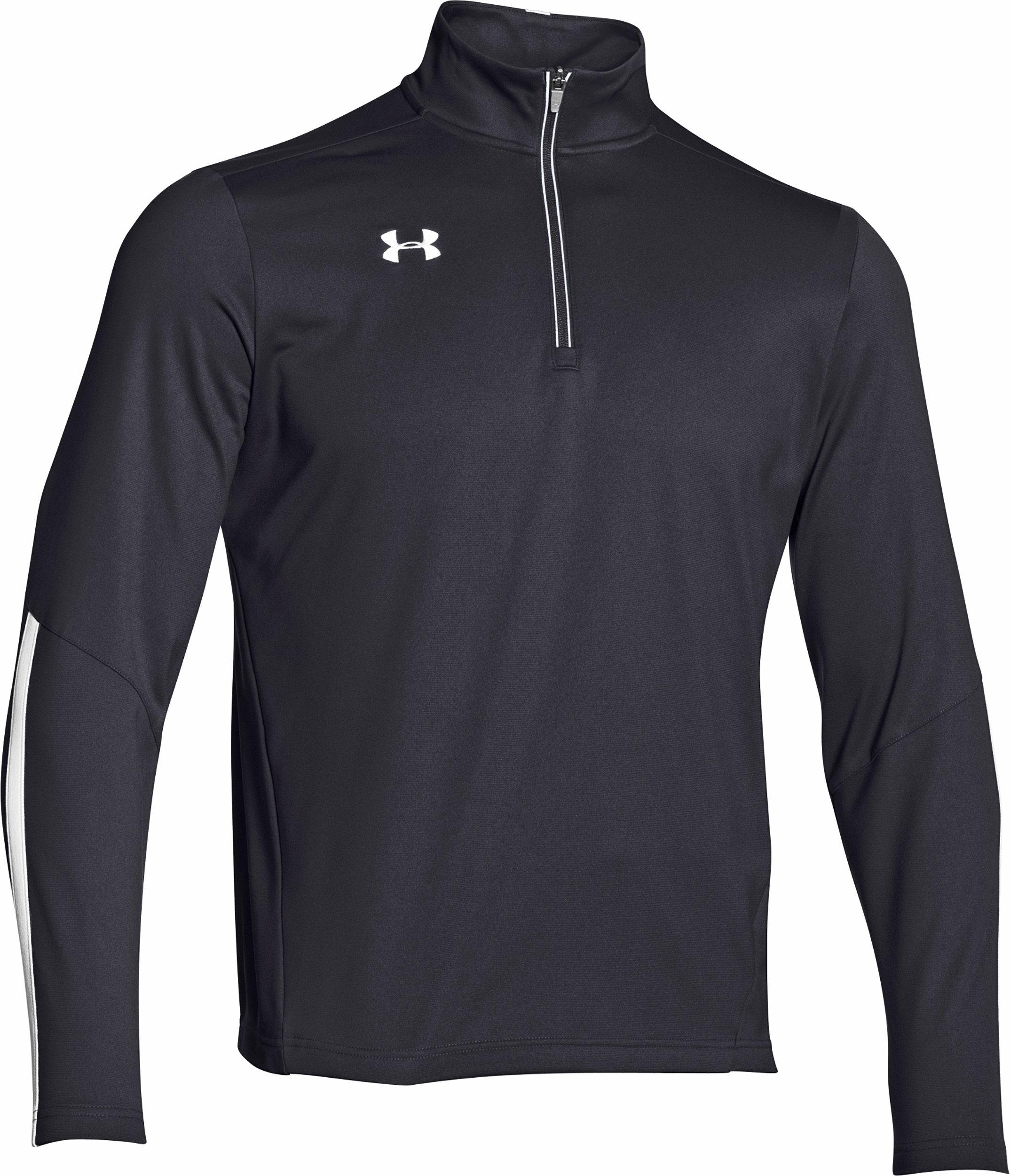 Under Armour UA Grind ¼ Zip SM Black by Under Armour